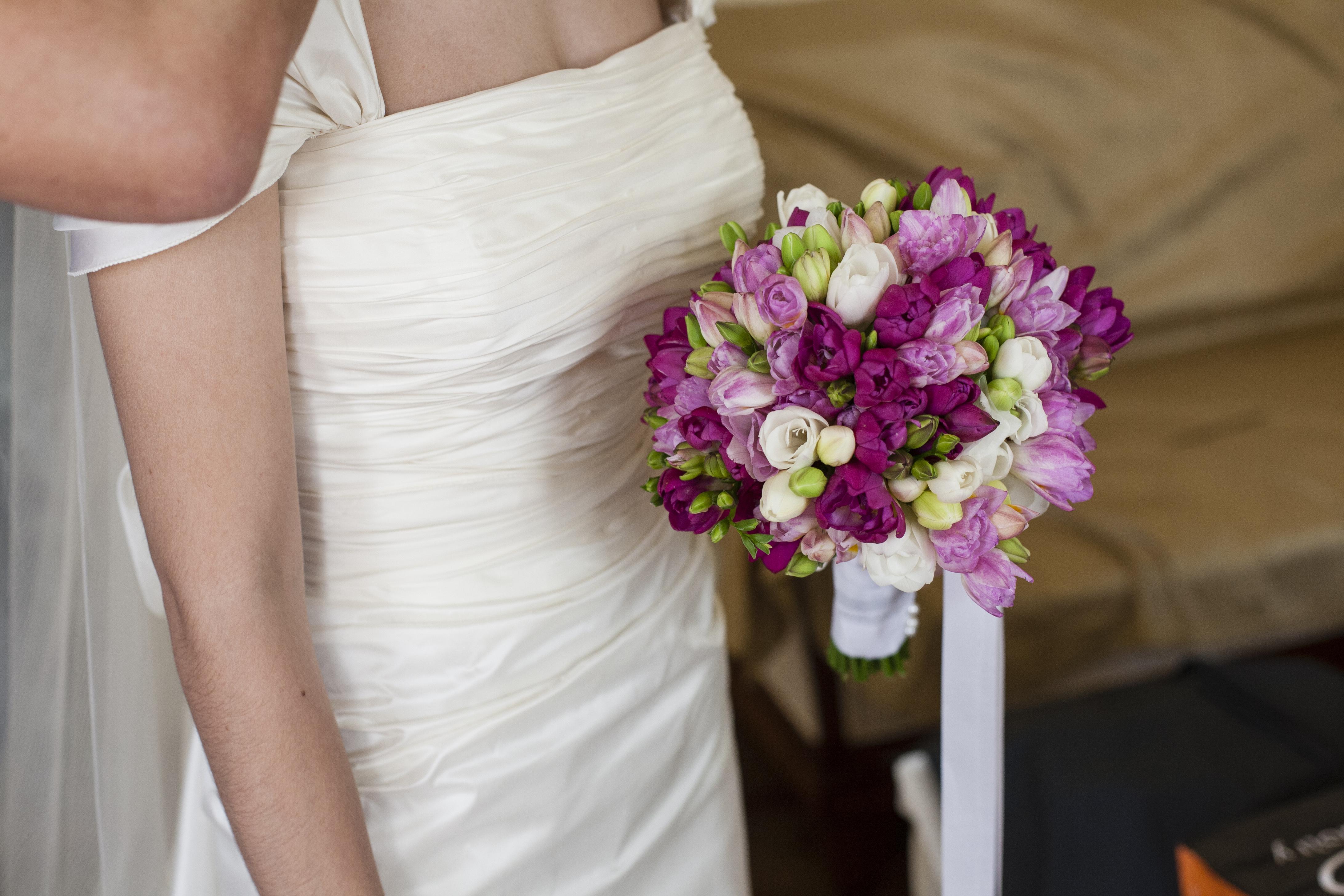 Fiori Per Bouquet Sposa Luglio.Matrimonio Di Luglio In Brianza