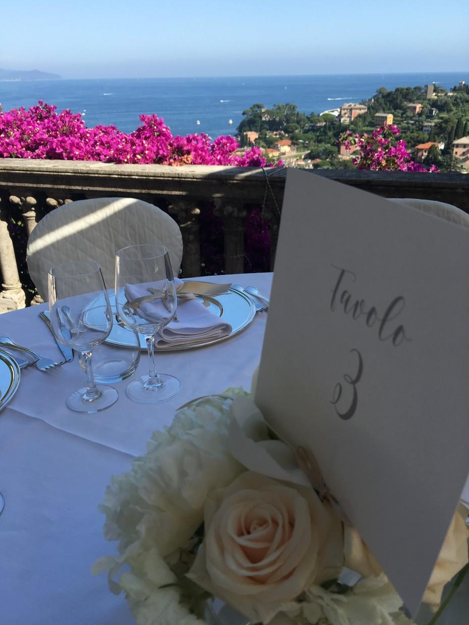 Matrimonio In Lombardia : Sposarsi al mare la sposa vispa a rapallo