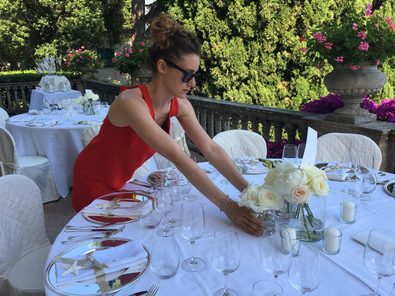 Matrimonio In Liguria : Diario wedding come è nata la sposa vispa