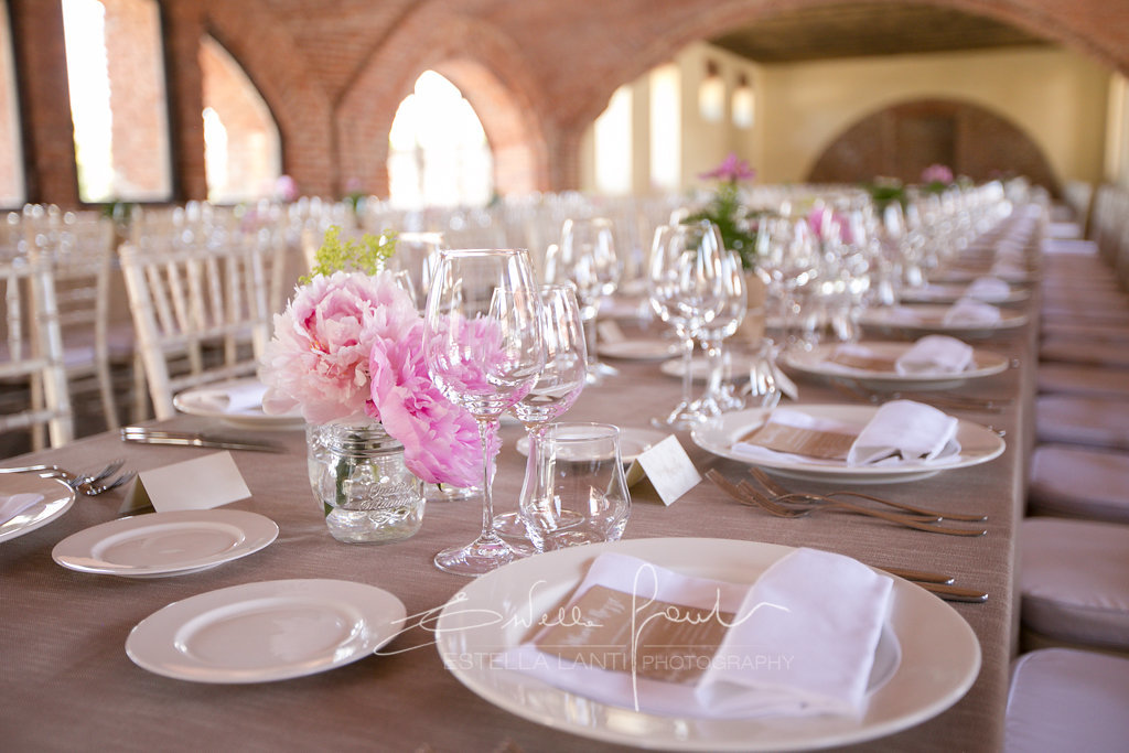 Matrimonio Country Chic Quest : Matrimonio sui toni del rosa eleganza in cascina…