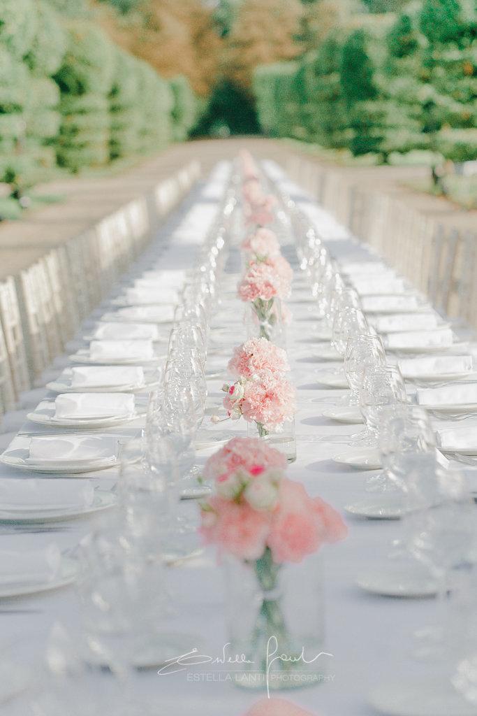 Diario Wedding Cena Plac E Tavoli Rotondi O Tavolo